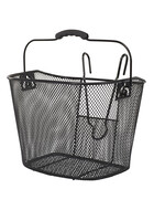 Red Cycling Products Front Basket Styrkurv sort